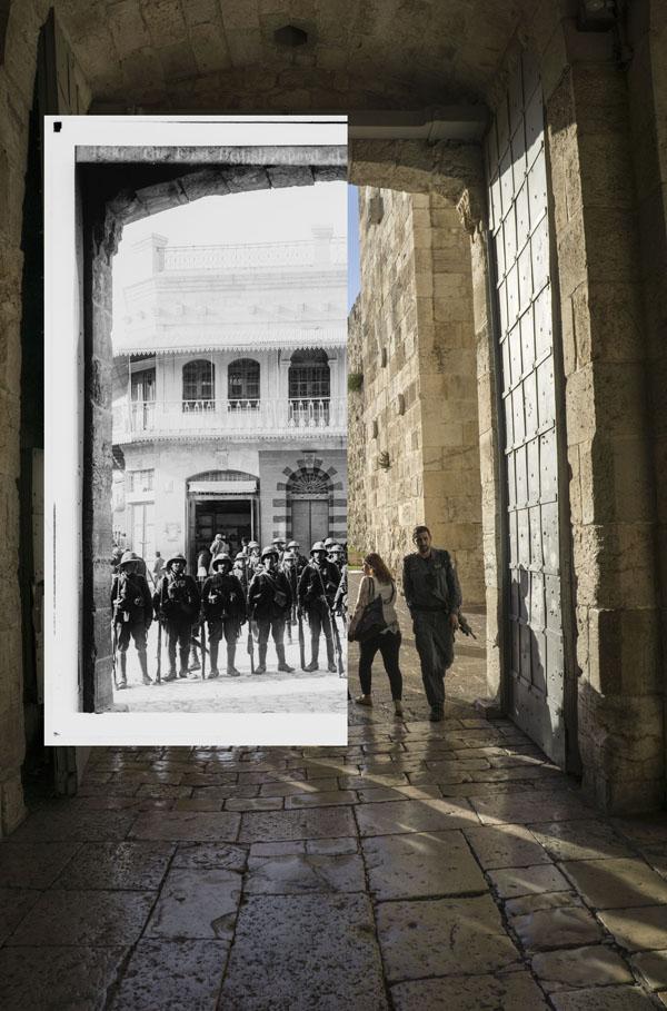 Jaffa Gate 1917 select