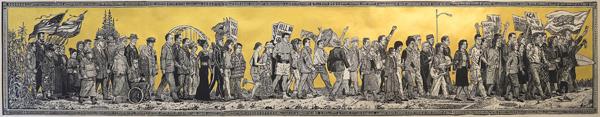 Sandow Birk_Elyse Pignolet_Left Panel_Lefties medium