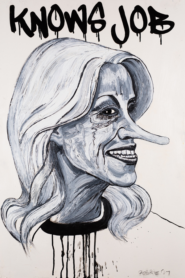 Kellyanne Conway-2017-KNOWS-JOB