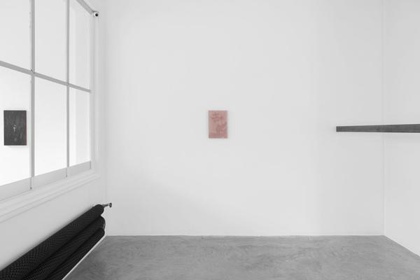 'to take leave'  duoshow w- Bram De Jonghe  DMW - artspace  Antwerp