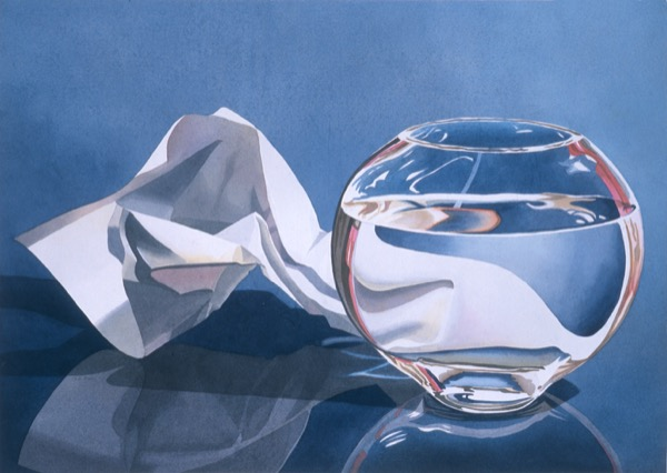 Glass Water Paper